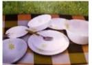 Maestro - Набор посуды 19 предметов Нежность (арт. МР30053-19S)