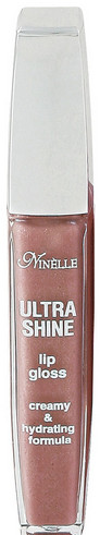 Ninelle Блеск для губ Ultra Shine № 234 холодная роза - 6 ml (4046)