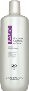 Zimberland - Color Basic Emulsion Cream Оксидант-крем  3% (10 vol.) - 75 ml (1473)