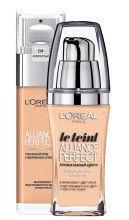 L'Oreal - Тональный крем Lоreal -  Alliance Perfect №D4 Золотистый