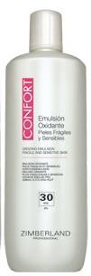 Zimberland - Confort Emulsion Оксидант-эмульсия для хрупких волос и чувствительной кожи головы 9% (30 vol.) - 1000 ml (2403)