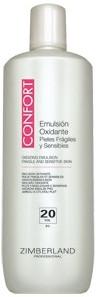 Zimberland - Confort Emulsion Оксидант-эмульсия для хрупких волос и чувствительной кожи головы 6% (20 vol.) - 1000 ml (2402)
