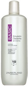 Zimberland - Color Basic Emulsion Cream Оксидант-крем  3% (10 vol.) - 1000 ml (4961)