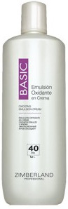 Zimberland - Color Basic Emulsion Cream Оксидант-крем  12% (40 vol.) - 1000 ml (2398)
