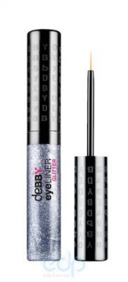 Debby - Подводка для глаз с блестками eyeLINERglitter № 02 - 4.2 g