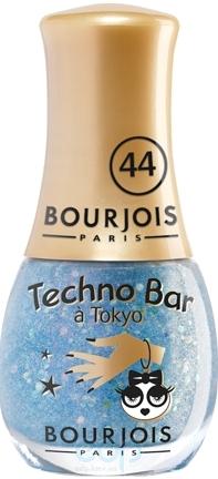 Лак для ногтей Bourjois -  Vernis Mini №44 Прозрачно-Голубой С Блестками