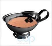 Vinzer (посуда) Vinzer -  Соусник - нержавеющая сталь, вместимость - 270мл (арт. 69238)