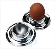 Vinzer (посуда) Vinzer -  Пашутницы для яиц - 2шт,, нержавеющая сталь (арт. 69266)