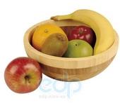 Vinzer (посуда) Vinzer -  Бамбуковая салатница, диаметр 24 см (арт. 69909)