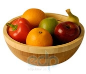 Vinzer (посуда) Vinzer -  Бамбуковая салатница, диаметр 20 см (арт. 69910)