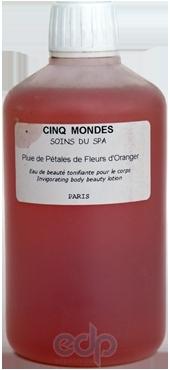 Cinq Mondes - Orange Blossom Petals Rain Mist Мист Дождь из цветов апельсина - 500 ml