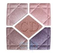 Тени для век Christian Dior - 5-Colour Eyeshadow Iridescent №809 TESTER