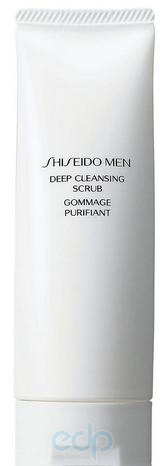 Shiseido - Deep Cleansing Scrub Men - 125 ml