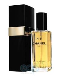 Chanel №5 vintage в чёрном флаконе спрей For Women - духи - 15 ml