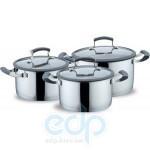 Maestro - Набор посуды - 6 предметов с силиконовыми ручками (арт. МР3513-6)