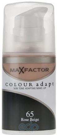 Тональный крем для лица Max Factor - Colour Adapt №65 Розово-бежевый - 34 ml