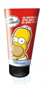 Admiranda Simpsons - Гель после бритья - 75 ml (арт. AM 73128)