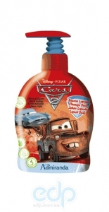 Admiranda Cars2 Mater - Мыло жидкое - 300 ml (арт. AM 71633)