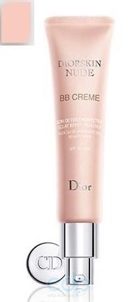 Крем тональный для лица увлажняющий Christian Dior - Diorskin Nude BB Creme SPF 10 - №001 Светлый - 30ml