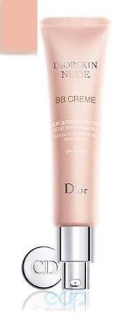 Крем тональный для лица увлажняющий Christian Dior - Diorskin Nude BB Creme SPF 10 - №002 Бежевый - 30ml