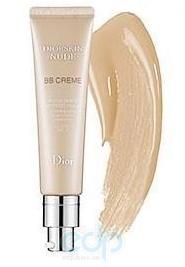 Крем тональный для лица увлажняющий Christian Dior - Diorskin Nude BB Creme SPF 10 - №003 Средне бежевый - 30ml