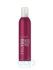 Revlon Professional - Pro You Extra Strong Hair Mousse Extreme Мусс для объема волос средней фиксации - 400 ml