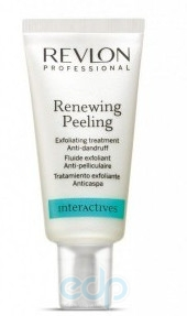 Revlon Professional - Renewing Peeling Очищающий и отшелушивающий уход за кожей головы - 15 х 18 ml