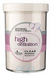 EzFlow - Прозрачная акриловая пудра High Definition Clear Powder - 454 г