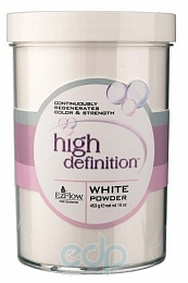 EzFlow - Ярко-белая акриловая пудра High Definition White Powder - 454 г