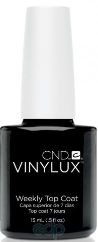 CND Vinylux - Weekly Top Coat Верхнее закрепляющее покрытие - 15 ml