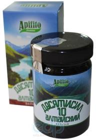 Apifito-Pharm Бальзам - Десятисил Алтайский - 120 ml