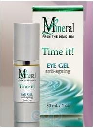 Mineral Line - Анти-возрастная линия - Гель вокруг глаз от морщин - 30 ml