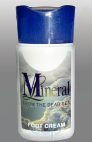 Крем для ног Mineral Line