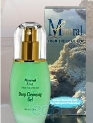 Mineral Line - Очищение и тонизация - Гель глубоко очищающий - 50 ml