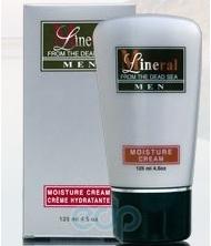 Mineral Line - Увлажняющий крем после бритья - 125 ml