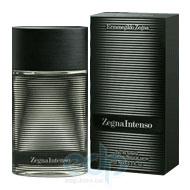 Ermenegildo Zegna Zegna Intenso -  Набор (туалетная вода 100 + бальзам после бритья 100 + косметичка)