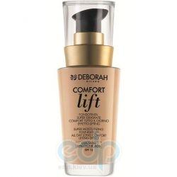 Deborah - Тональная Основа для лица вельветовая Comfort Lift № 01 - 30 ml