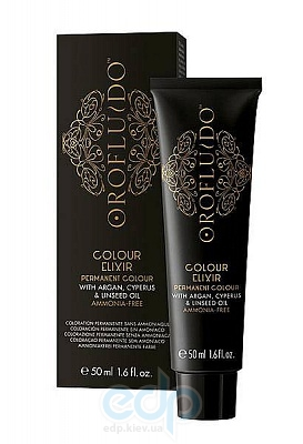 Revlon Professional - Orofluido Permanent Colour Краска Орофлюидо № 1 Черный - 50 ml
