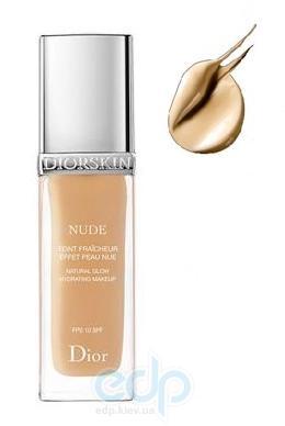 Тональный крем Christian Dior - Diorskin Nude Teint Fraicheur Effet Peau Nue SPF10 №020 - 30 ml