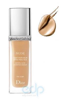 Тональный крем Christian Dior - Diorskin Nude Teint Fraicheur Effet Peau Nue SPF10 №030 - 30 ml