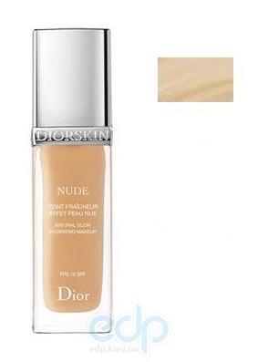 Тональный крем Christian Dior - Diorskin Nude Teint Fraicheur Effet Peau Nue SPF10 №031 - 30 ml