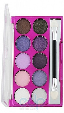 Ninelle Набор теней для век Ninelle Eye Shadow Symphony of Colours № 06 - 6 gr (3451)