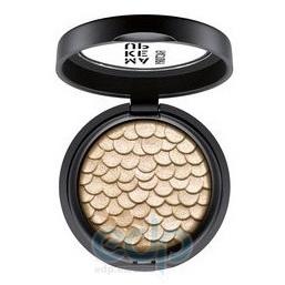 Make Up Factory - Тени для век 1-цветные перламутровые Chromatic Glam Eye Shadow № 10 Gold Shimmer/Золотое мерцание - 2.5 g