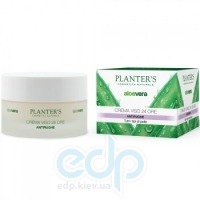 Planters - 24 Hour Face Cream Antiwrinkle Aloe Vera Крем для лица против морщин - 50 ml (ref.2536)