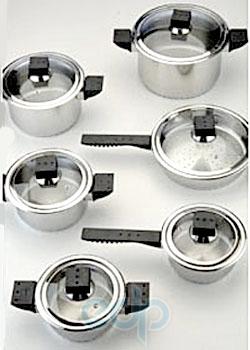 Berghoff -  Набор посуды Jupiter со стекляными крышками -  12 предметов (арт. 1112701)