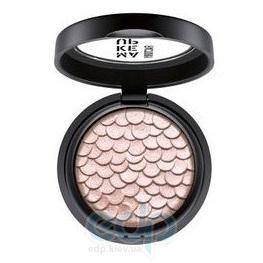 Make Up Factory - Тени для век 1-цветные перламутровые Chromatic Glam Eye Shadow № 18 Rosy Champagne/Розовое шампанское - 2.5 g