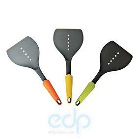 Maestro - Лопатка нейлоновая широкая с силиконовой ручкой 31.4 х 13 х 6 (арт. МР1163)