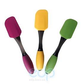 Maestro - Лопатка силиконовая с комбинированной ручкой (арт. МР1170)
