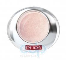 Тени для век 1-цветные запеченные с эффектом атласа Pupa - Luminys Silk №200 Нежно-розовый - 2.2 g