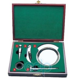 Berghoff -  Подарочный набор для вина -  5 предметов (арт. 2002209)